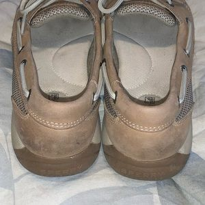Sperry Shoes - Sperry Tan Leather boat shoes 9773581 size 6.5